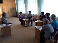 Тренинг для помощников воспитателей
